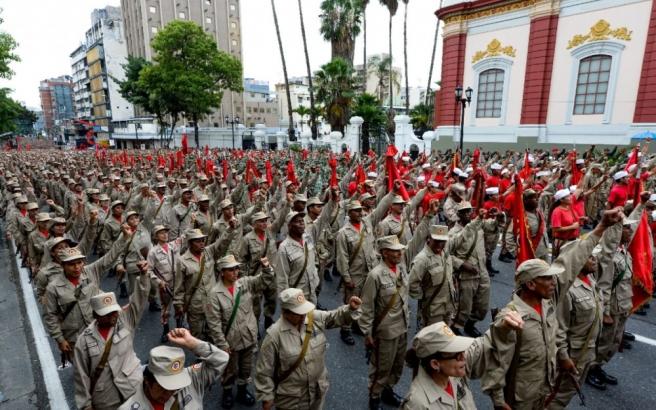 Milice bolivarienne