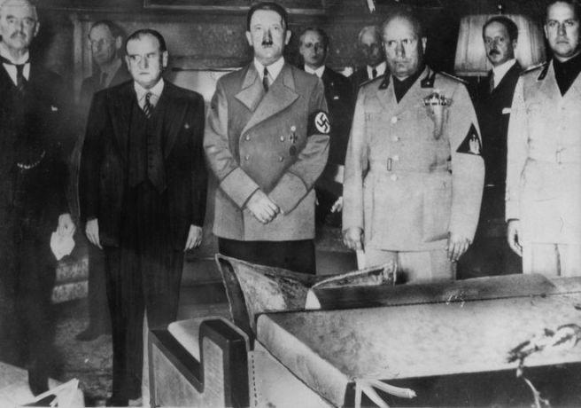 Accords de Munich