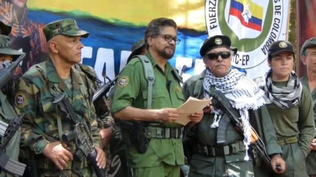 Les Farcs reprennent la lutte armée